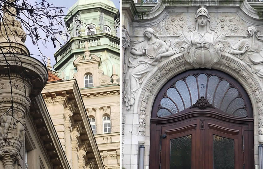 Berlin's most beautiful historic architecture