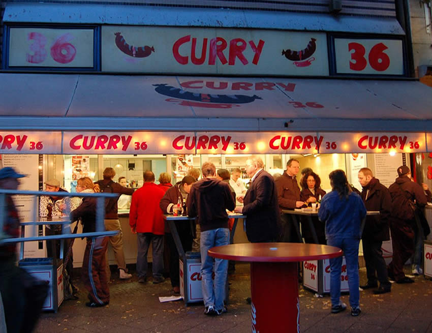 Curry 36, Berlin: serving up the city's best currywurst
