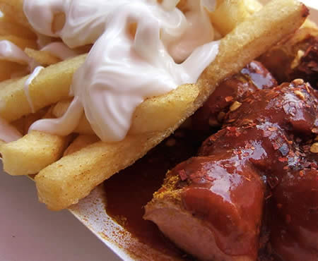Currywurst, Berlin