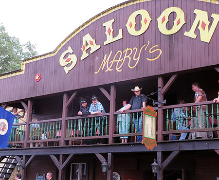 Cowboys in Berlin: Mary's grand saloon in Berlin's very own slice of the American Wild West