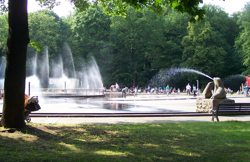 Berlin's summer time water parks: fun for kids of all ages!