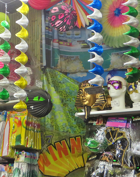 Alternative things to see and do in berlin an aladdin 39 s cave of carnival supplies - Party deko berlin ...