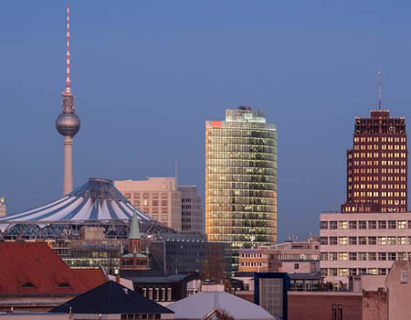 Potsdamer Platz: 12 unusual sights and attractions