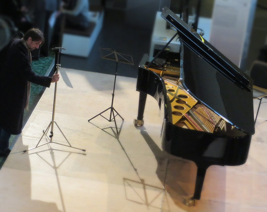 Free lunchtime concerts at the Berlin Philharmonie
