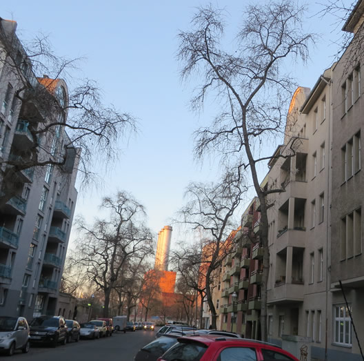 Street view, Moabit, Berlin