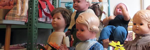 Berlin's magical dolls' hospitals