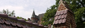 Lichterfelde wWest - a beautiful enclave of historic villas in Berlin