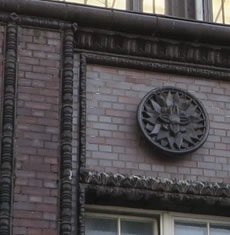 Signs of the past at Berlin's FRiedrichstrasse Station