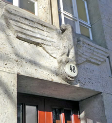 Berlin Third Reich architecture